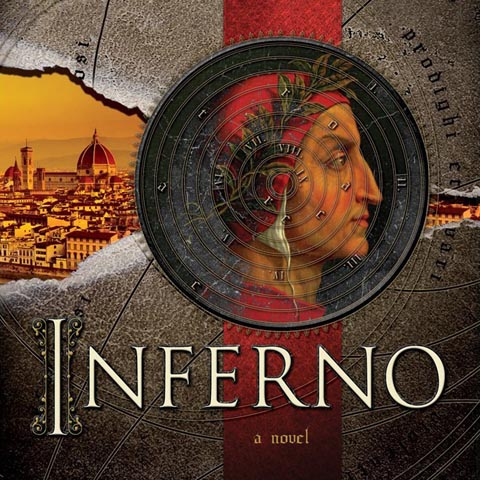 Dan Brown's Inferno book cover